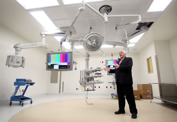 Tucson Medical Center will open new multimillion-dollar surgical tower May 6