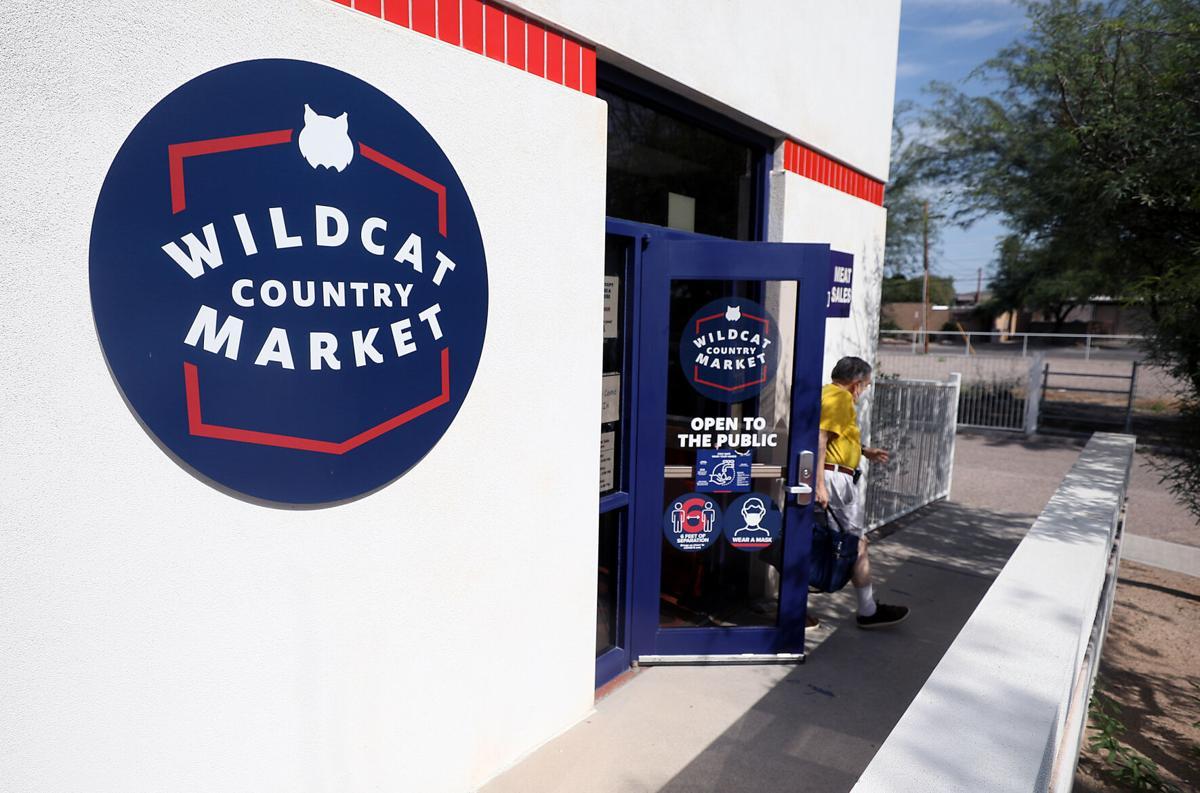 Exterior Wildcat Country Market UA Farms