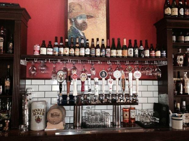 The Dusty Monk Pub