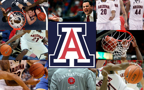 Greg Hansen: Greg Hansen: History shows Arizona Wildcats will need luck, skill to make Elite Eight