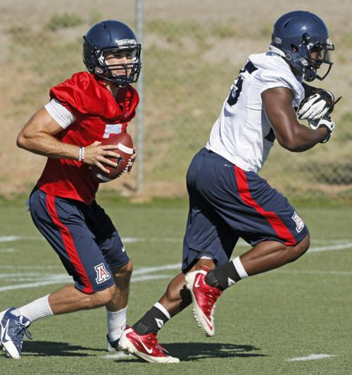 Arizona football: A look at who might be starting on offense