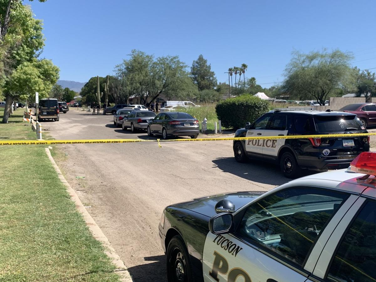 Officer-involved shooting