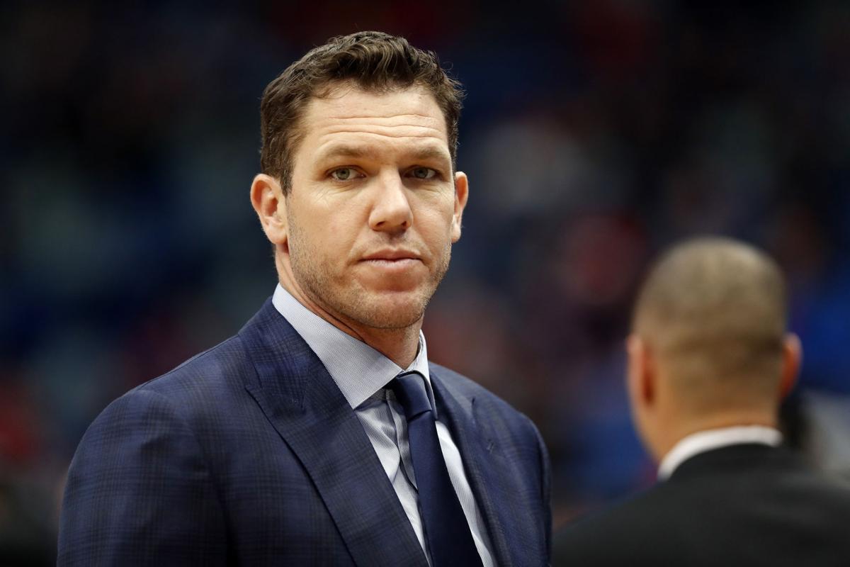 8a086c0d3ce Ex-Wildcat Luke Walton agrees to become the Sacramento Kings' head coach |  Arizona Wildcats basketball | tucson.com