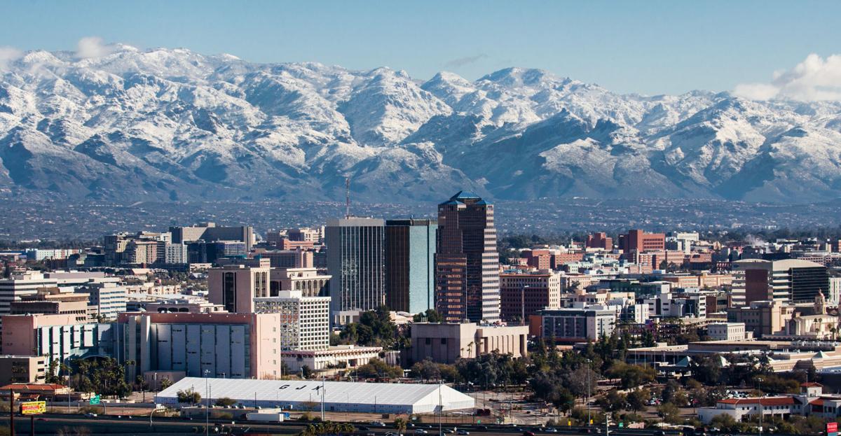 Tucson, downtown, skyline (copy)