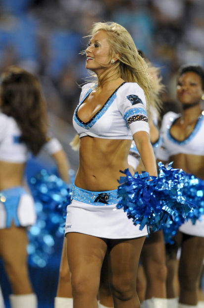 Panthers cheerleaders Nude Photos 34