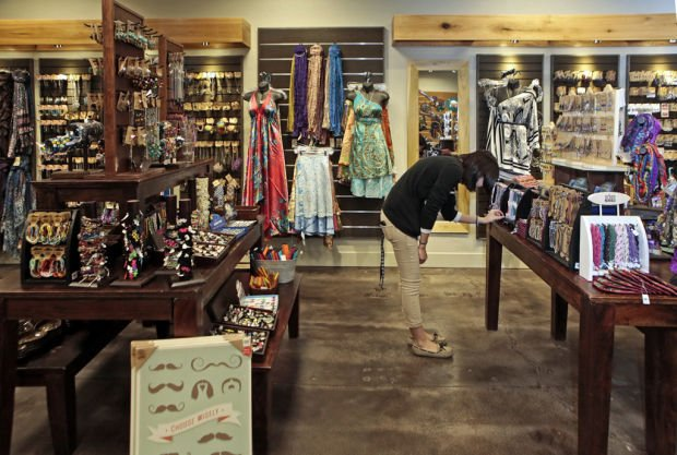 Store scours globe to bring boho style to Tucson Mall