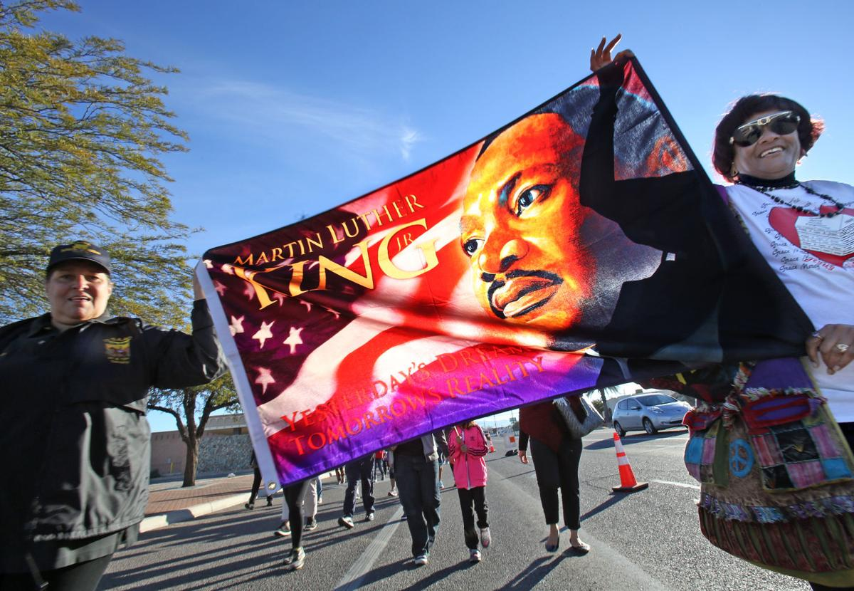 30th annual MLK March