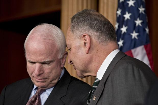 Immigration overhaul gets key Senate support