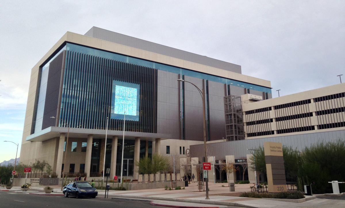 Pima County Consolidated Justice Court