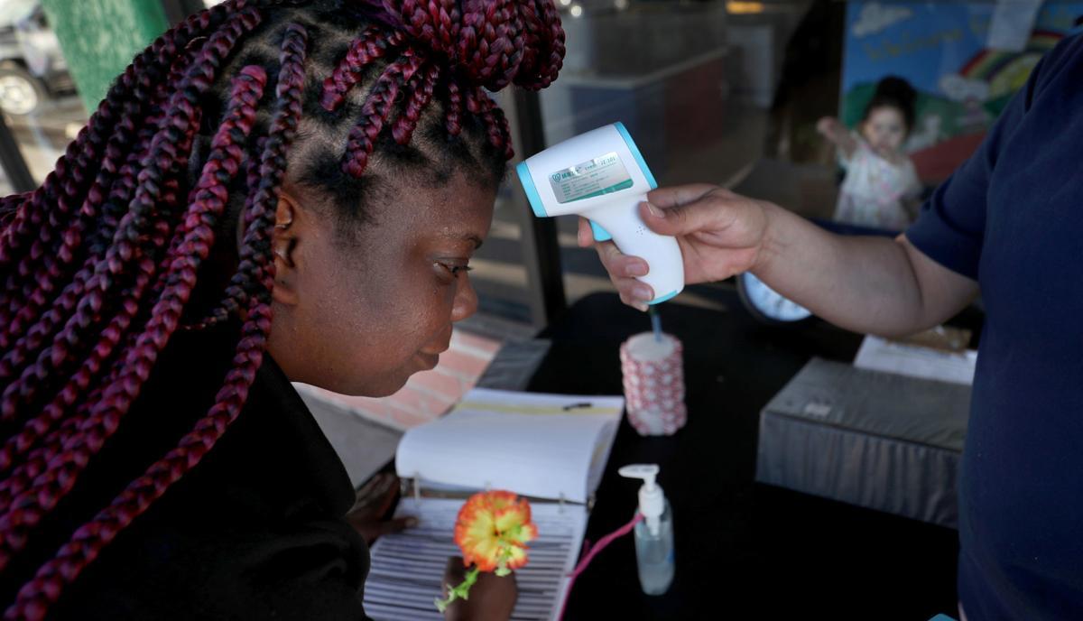Kids First Preschool, coronavirus precautions