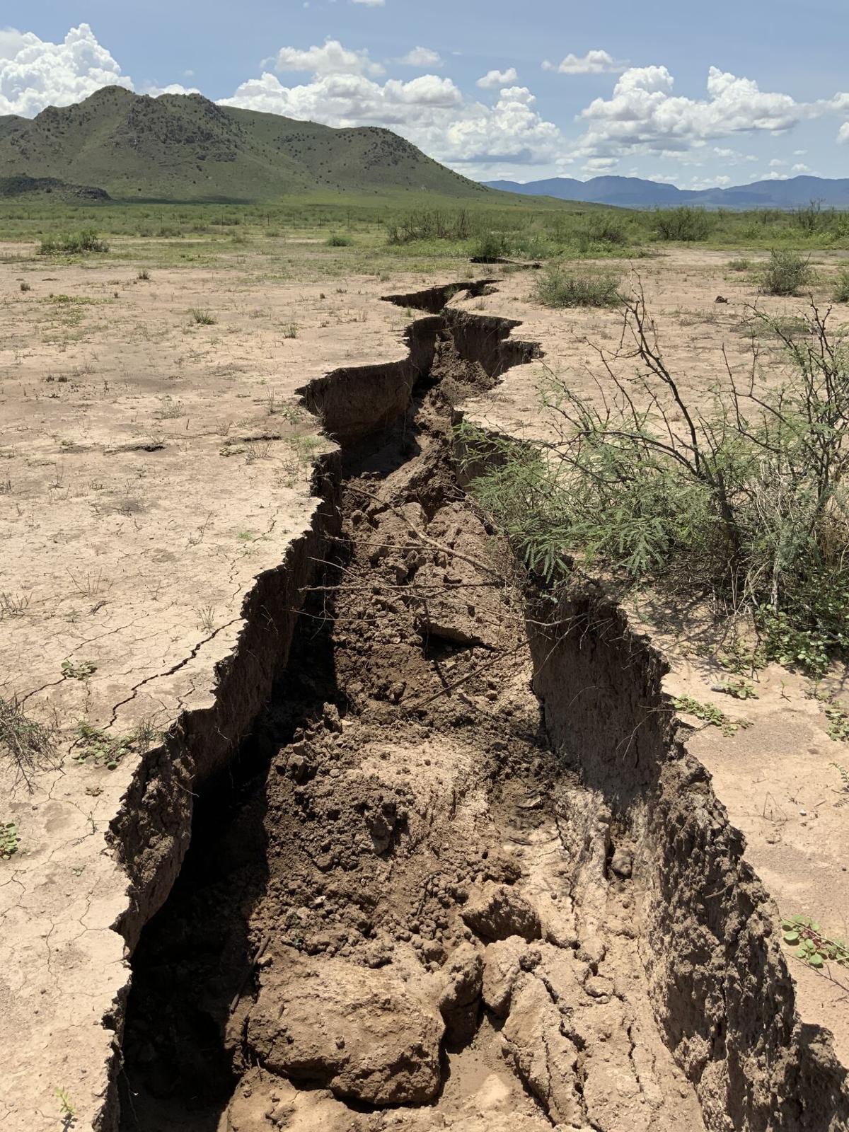 Fissures, Parker Ranch Road (copy)