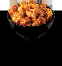 Free orange chicken on Friday