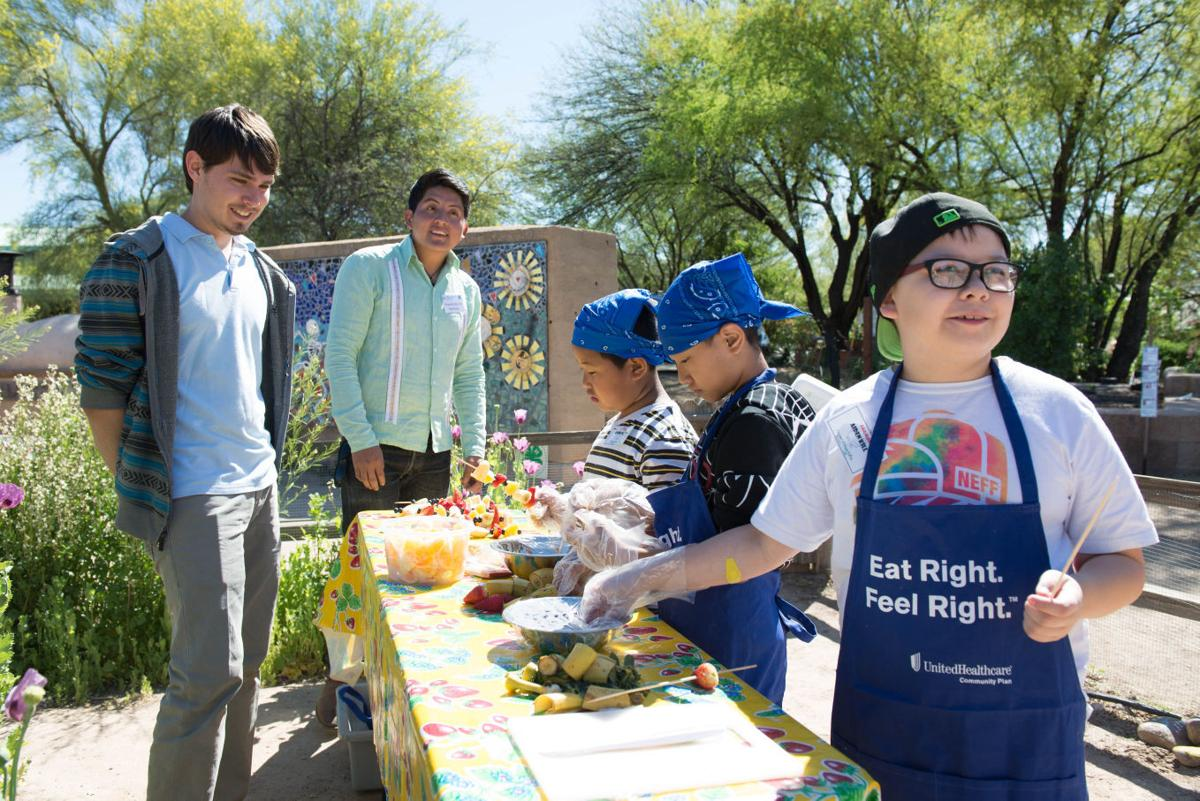 Arizona 4-H and United Healthcare Event