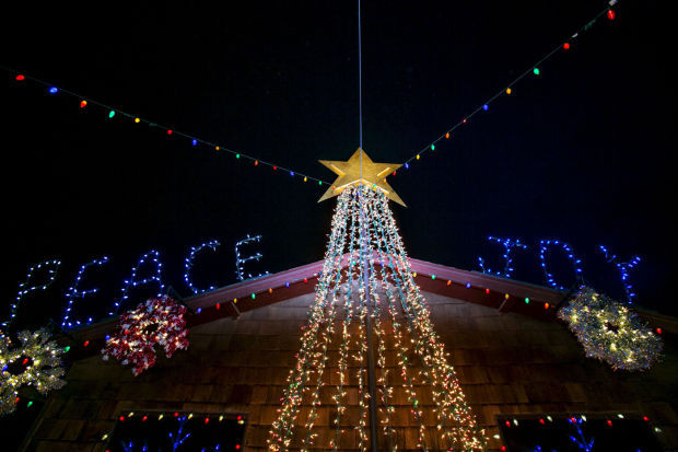 Tucson Christmas Light Displays U2014 Non Winterhaven Edition   To Do   Tucson .com