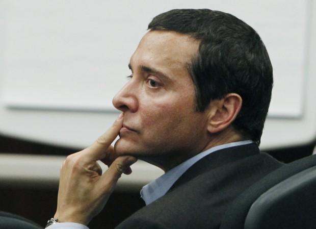 James Arthur Ray at trial