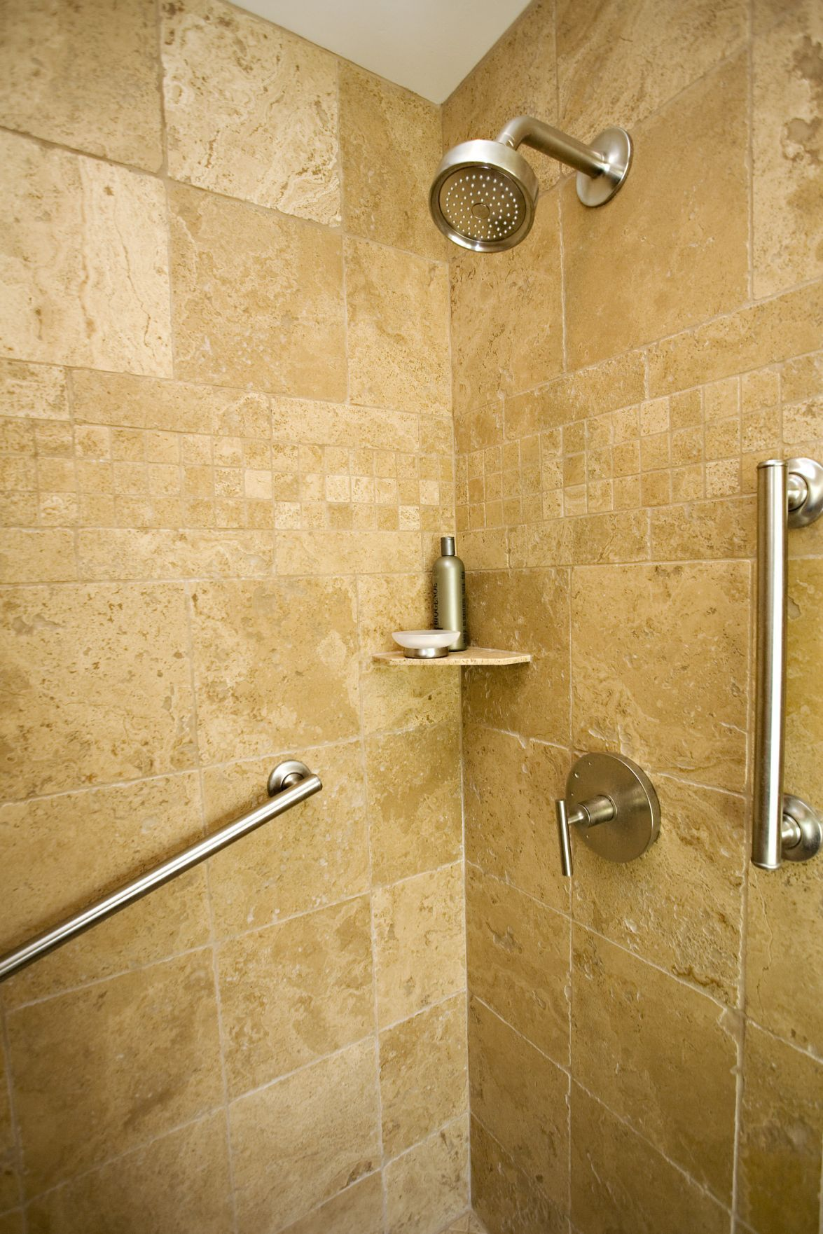 Charmant Can I Drill Into Corian To Install Grab Bars?