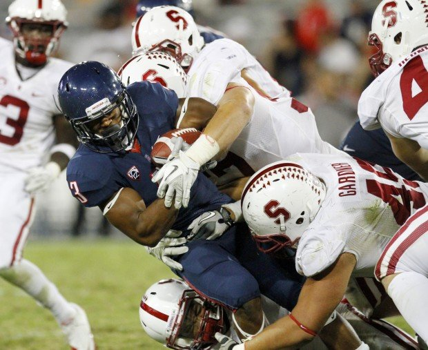 Arizona Wildcats football: Stanford at UA
