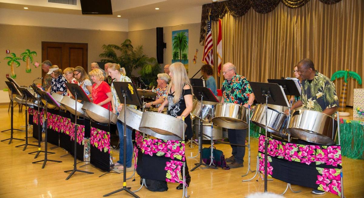 Desert Winds Steel Orchestra