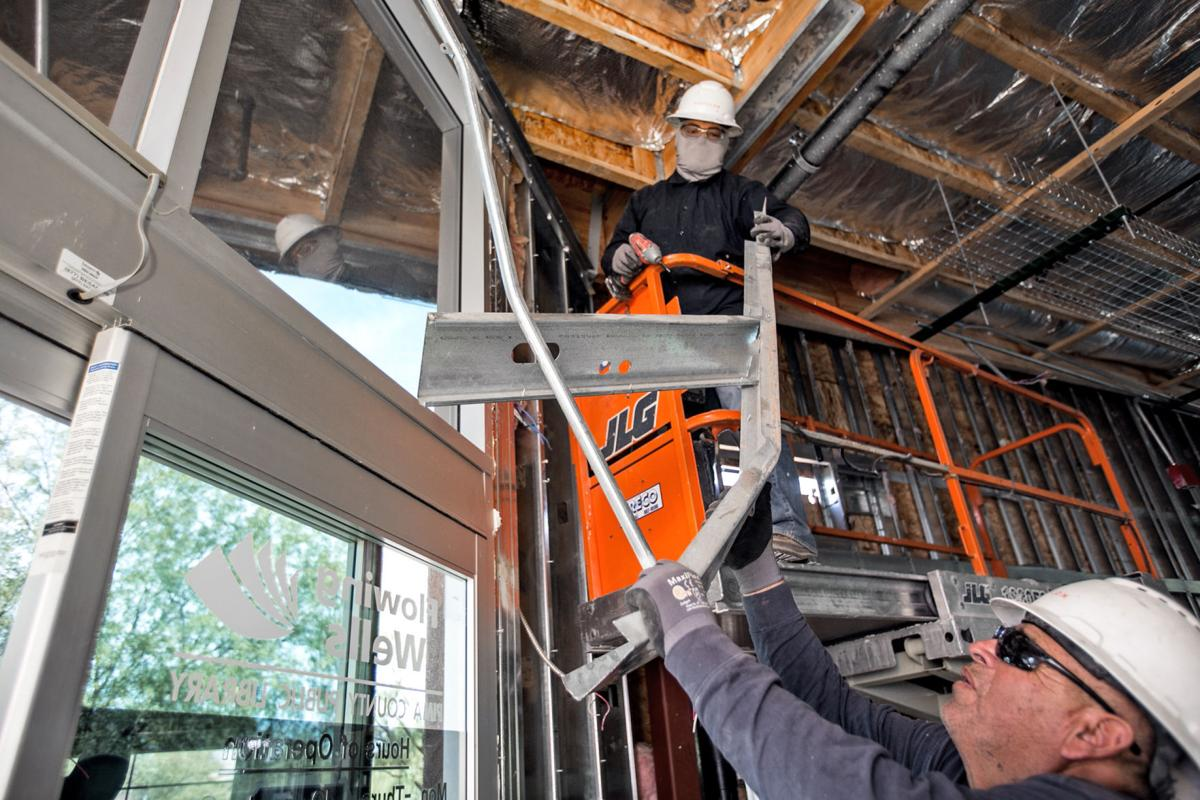 Flowing Wells Public Library remodel