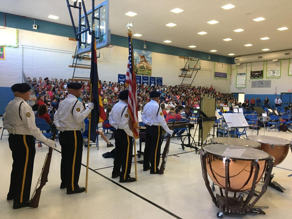 Davis-Monthan saluted ahead of Veterans Day