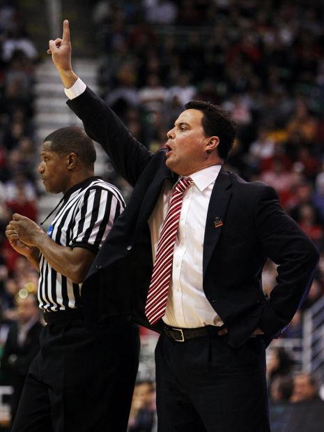 Arizona basketball: Friends Miller, Matta turn enemies for day