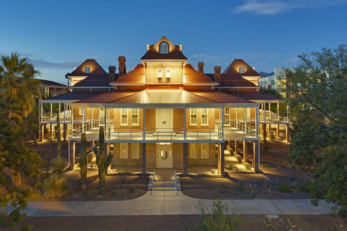 University Of Arizona Old Main