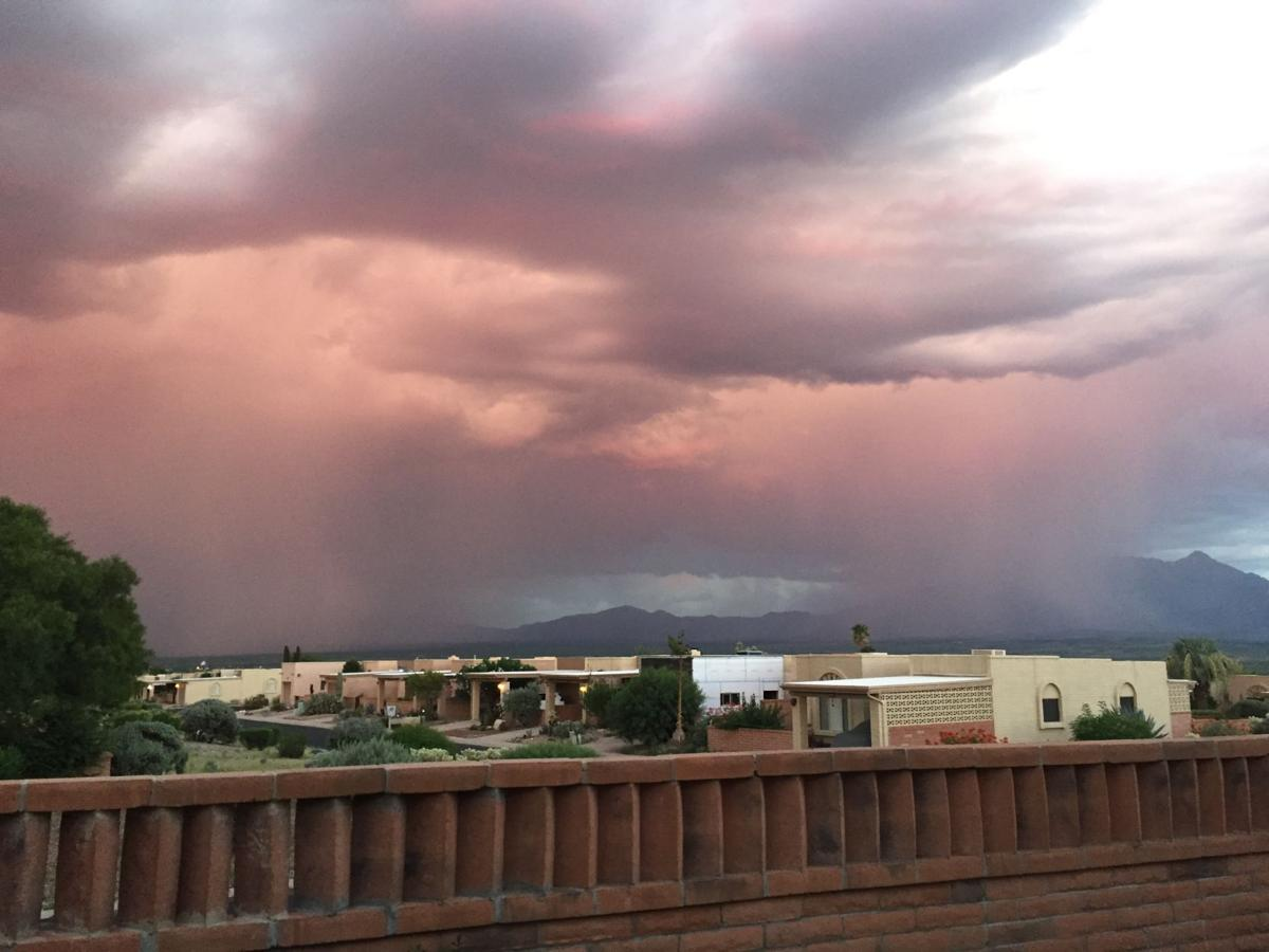 Monsoon in the Valley