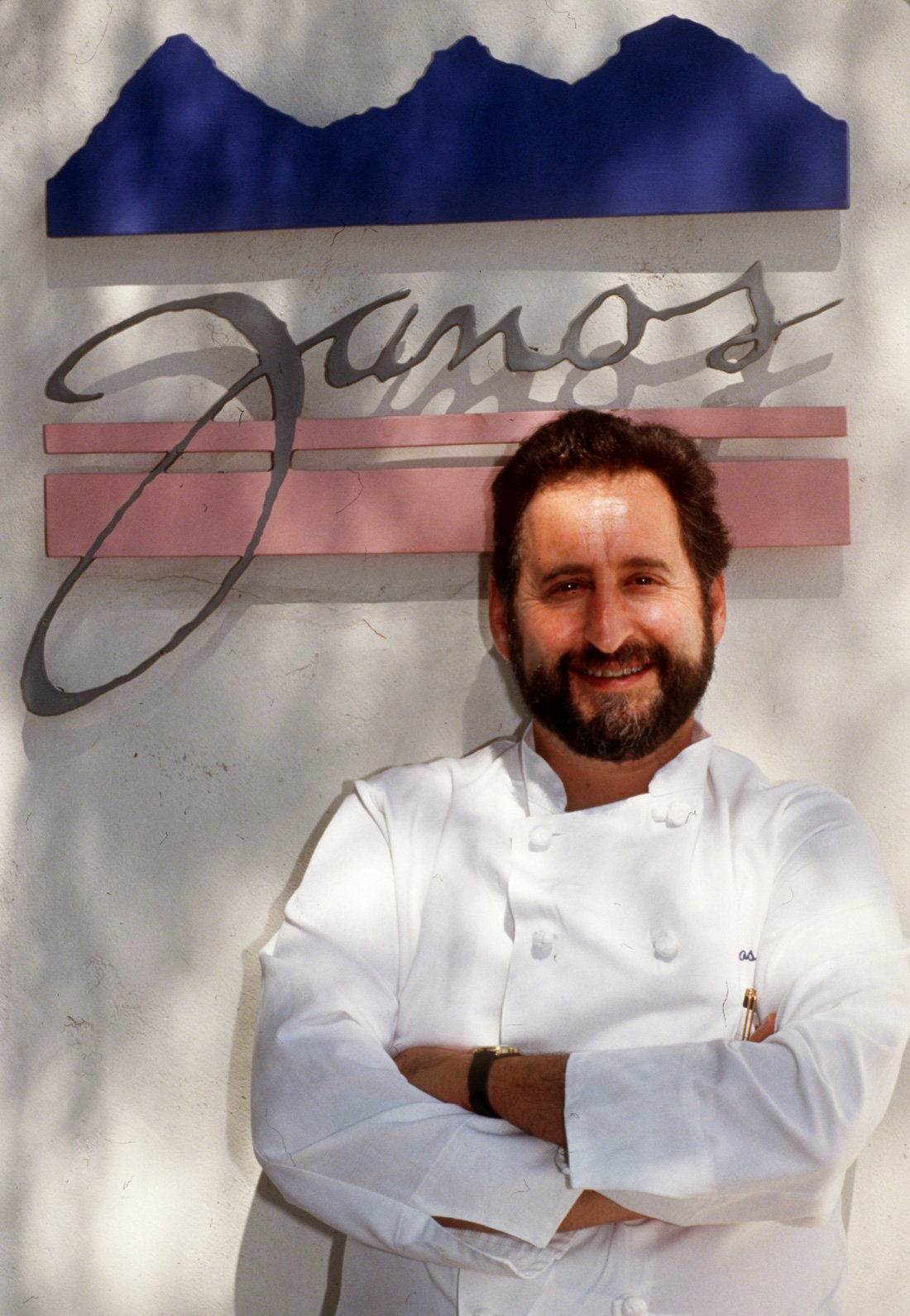 Tucson chef Janos Wilder