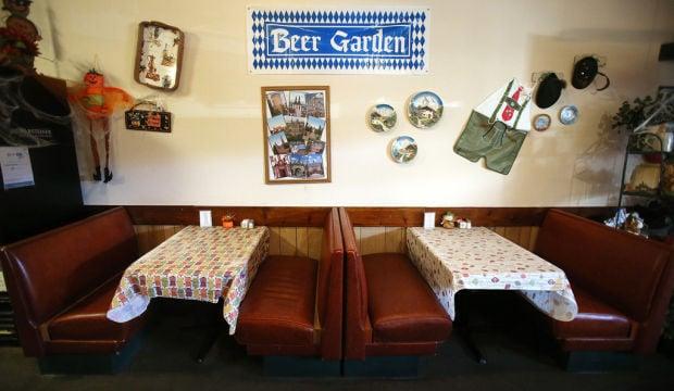 German Cafe in Sierra Vista, Ariz.