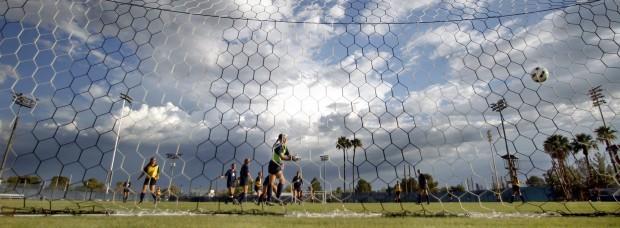 UA women's soccer