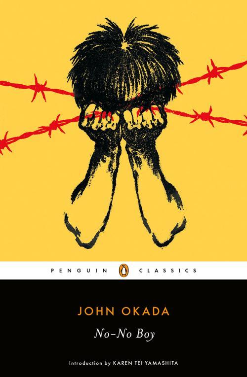 """""""No-No Boy"""" by John Okada."""