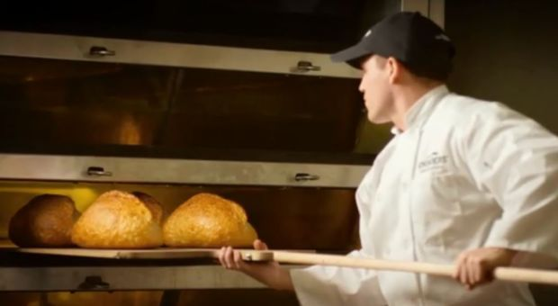 Image result for Two bakers with their bread