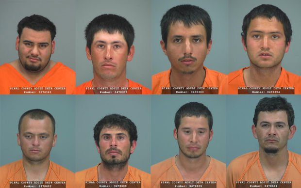 Pinal Sheriff: Mexican drug cartel scouts arrested in months-long investigation