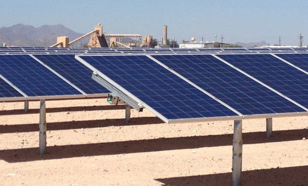 Tucson Electric solar