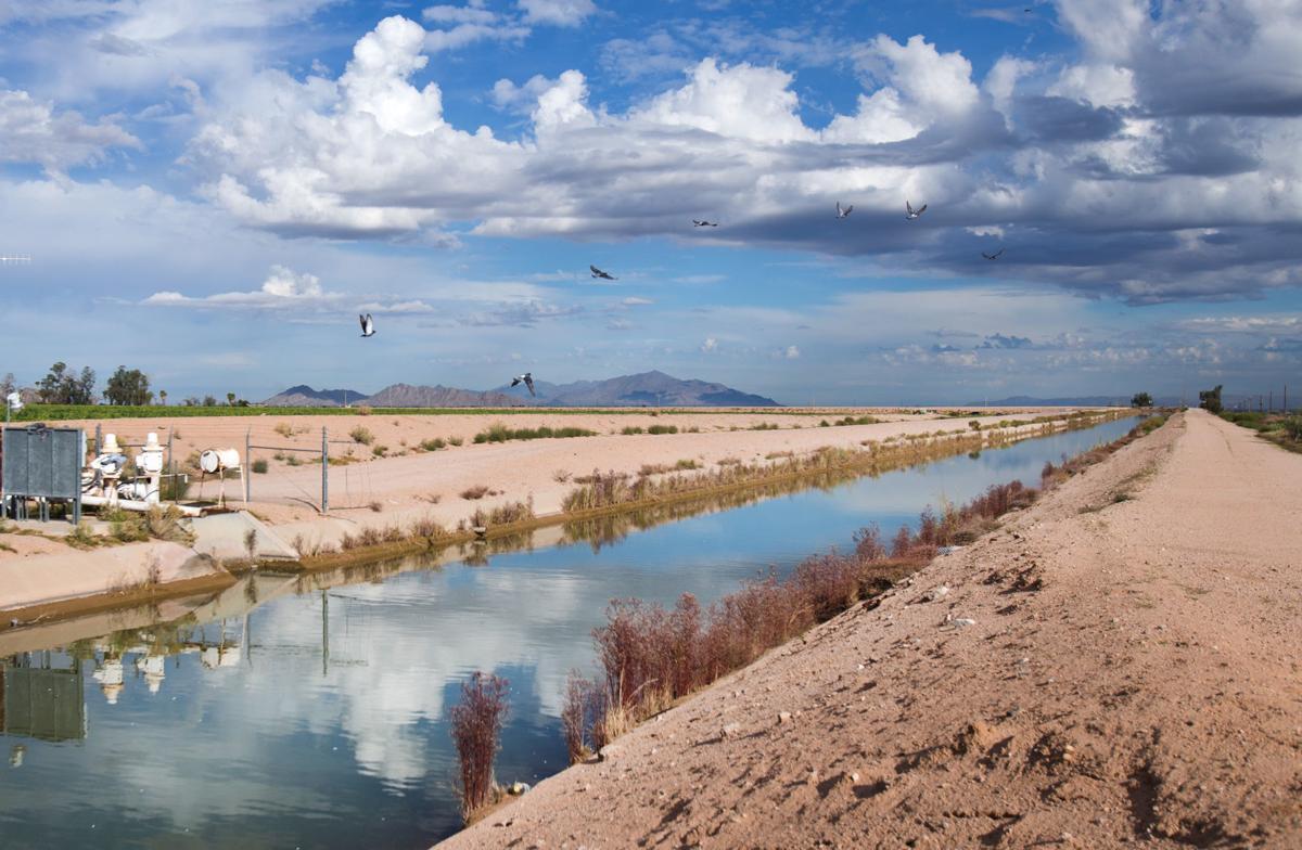 CAP water shortage affecting Pinal County