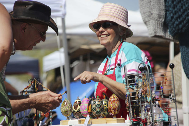Craft, arts fair is 1st for area