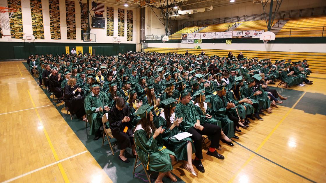 News 4 Tucson >> 2017 Canyon del Oro High School graduation | | tucson.com