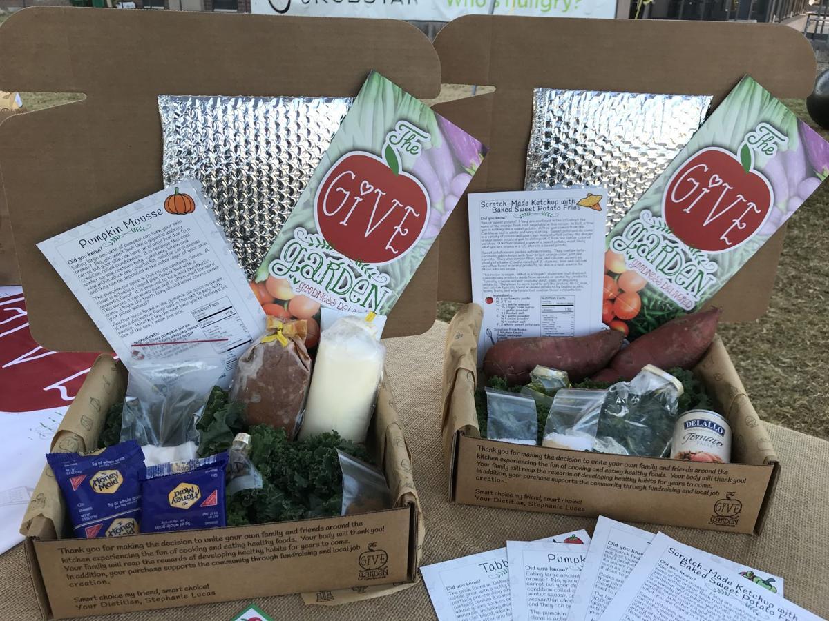 Give Garden recipe box