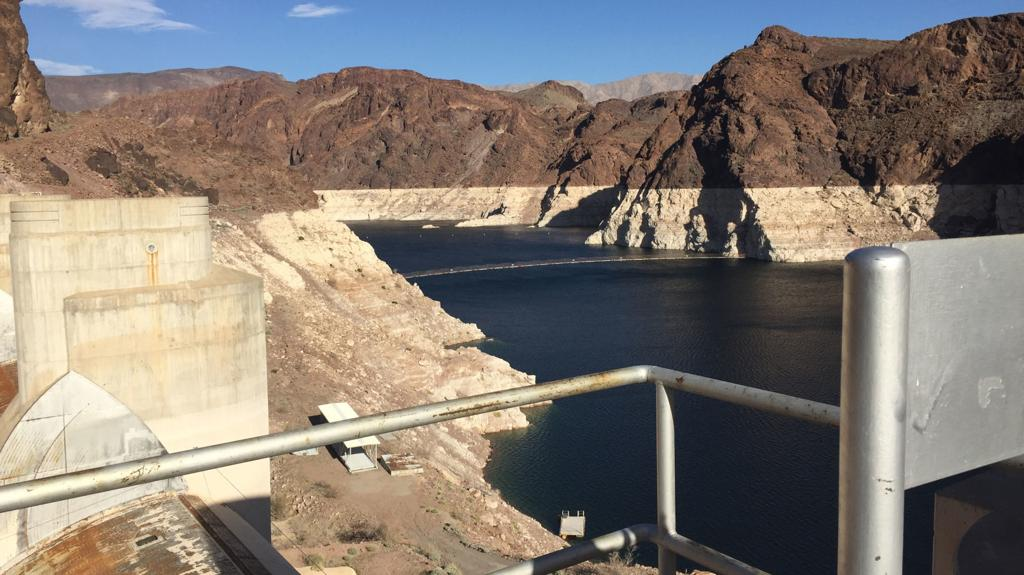 Risks to Lake Mead, Colorado River intensifying greatly