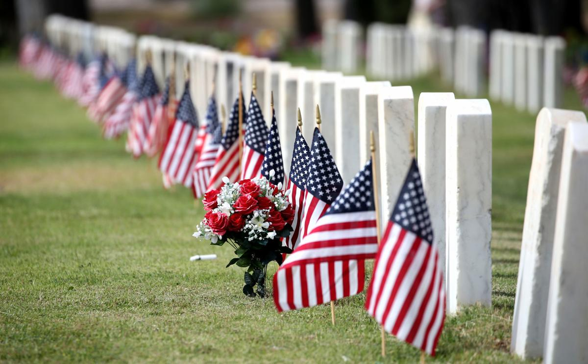 Memorial Day Evergreen Mortuary