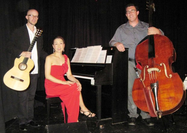 Trio to play classics, originals at St. Philips
