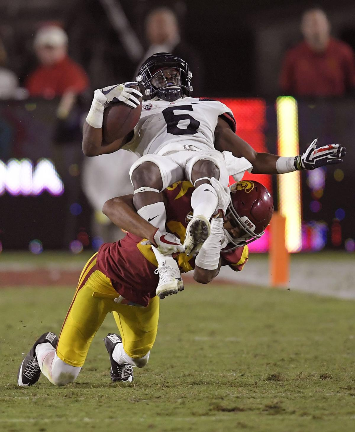Arizona USC Football