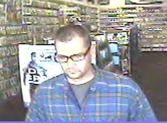 Game Stop suspect