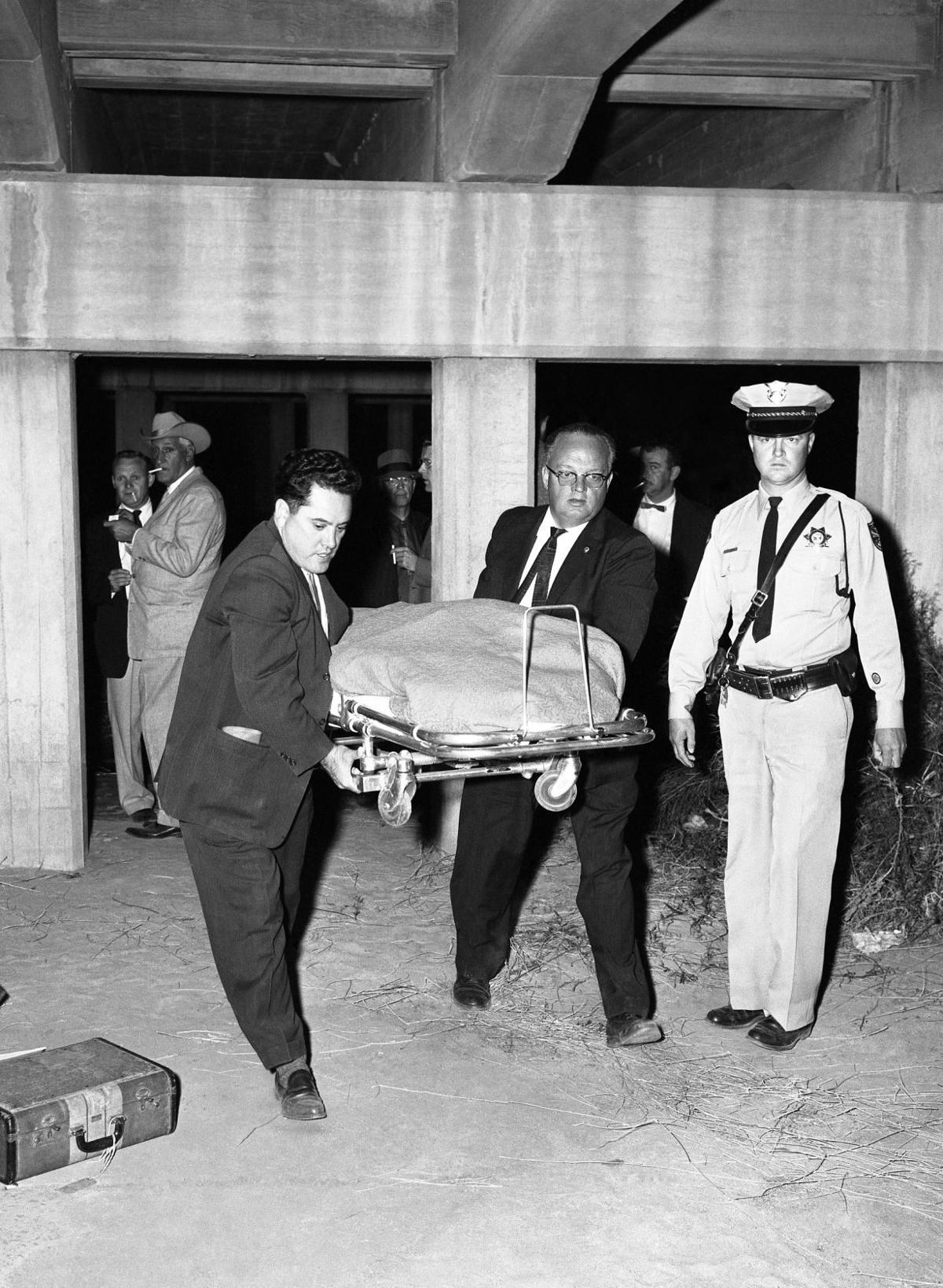 Murder of Marguerita Bejarano in 1961