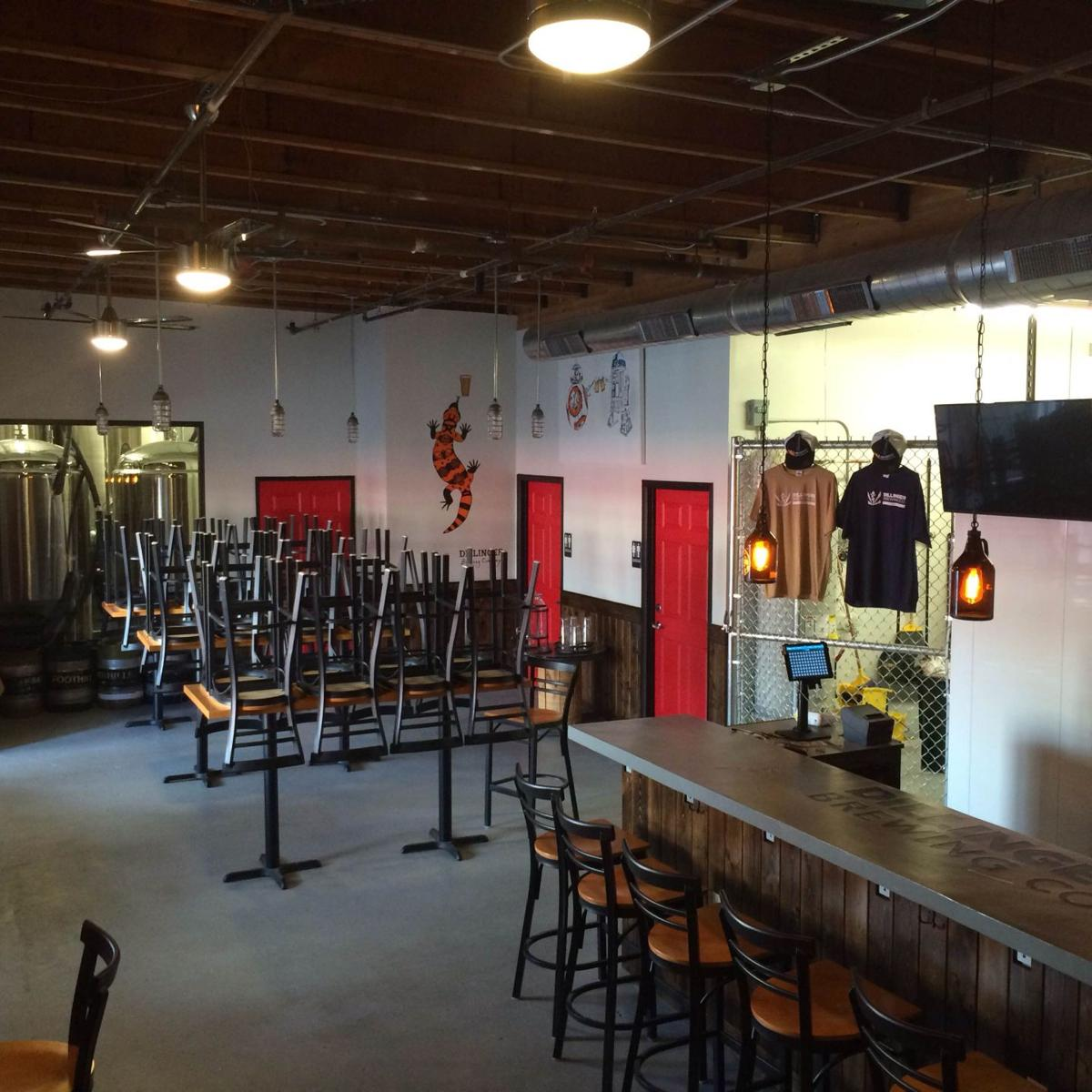 Dillinger Brewing Company set to open Friday