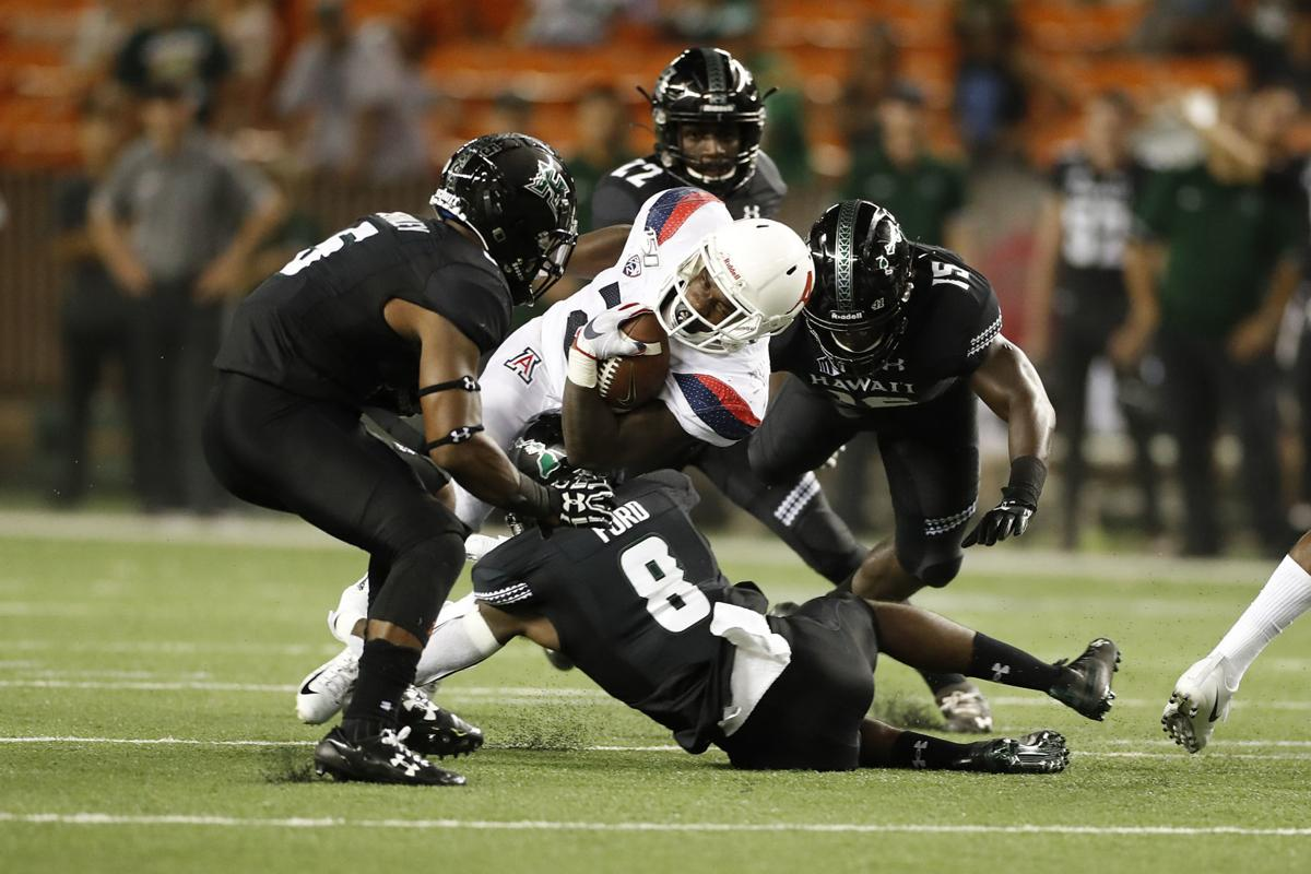 Arizona Hawaii Football