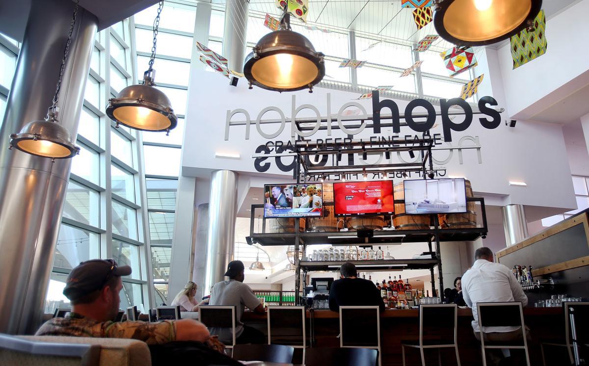 Restaurants at Tucson International Airport