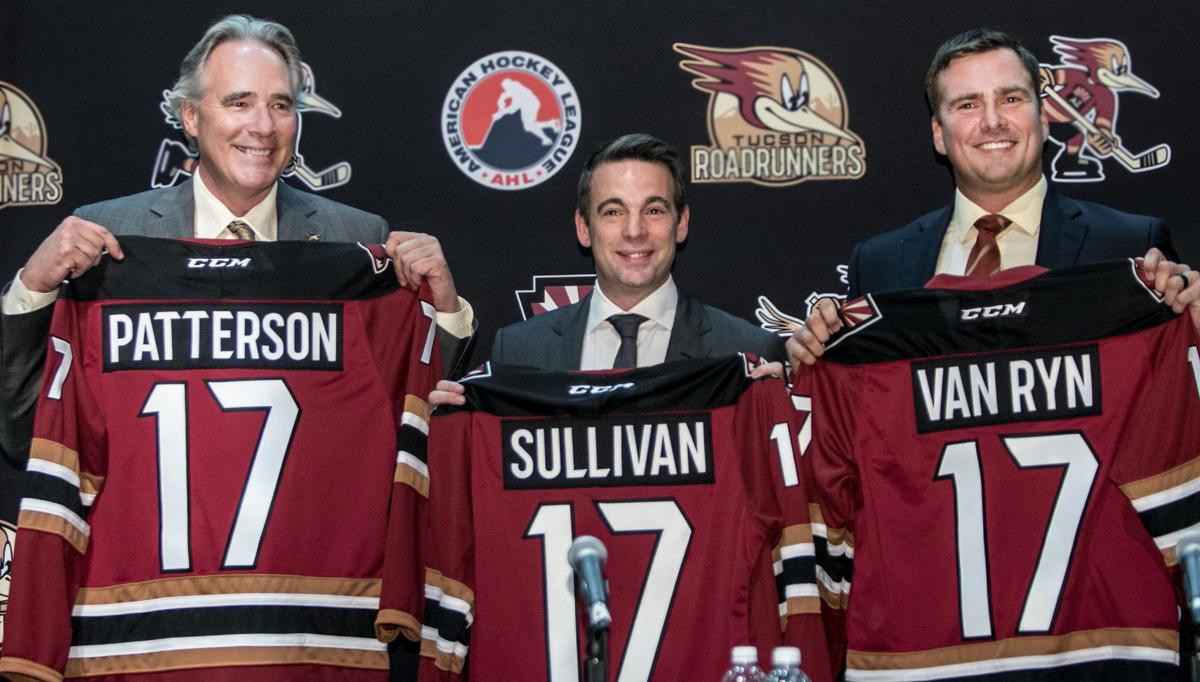 Roadrunners Press Conference
