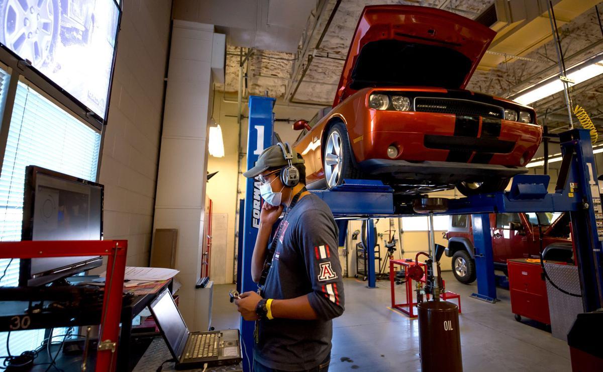Pima Community College automotive technology