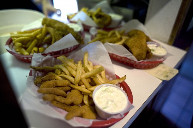 All you can eat belly busting bargains abundant tucson for All you can eat fish fry